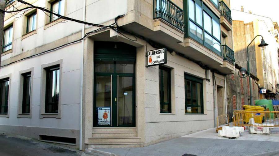 Albergue Los Caminantes, Arzúa, La Coruña - Camino Francés :: Albergues del Camino de Santiago