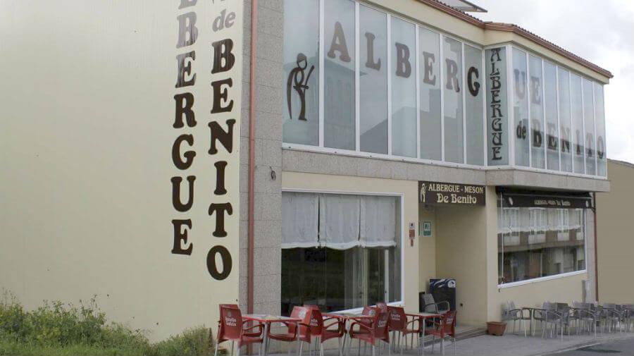Albergue Mesón de Benito, Palas de Rei, Lugo - Camino Francés :: Albergues del Camino de Santiago