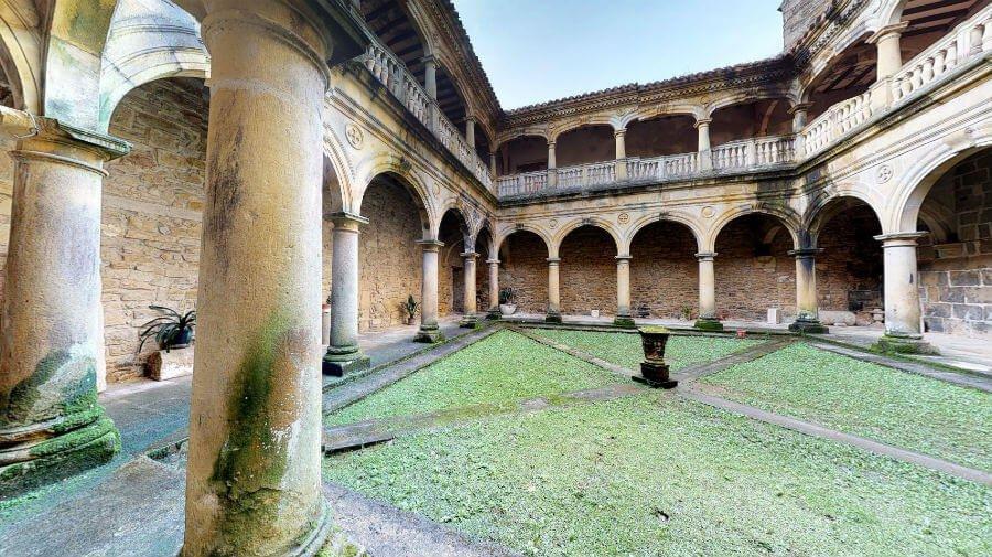 Albergue de peregrinos del monasterio de Zenarruza, Ziortza-Bolibar, Vizcaya - Camino del Norte :: Albergues del Camino de Santiago