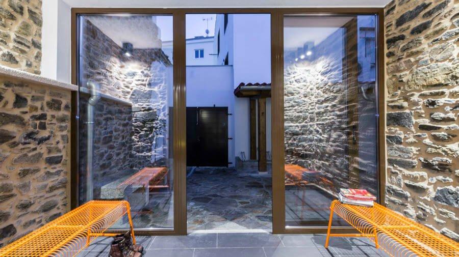 Albergue O Candil, Melide, La Coruña - Camino Francés :: Albergues del Camino de Santiago