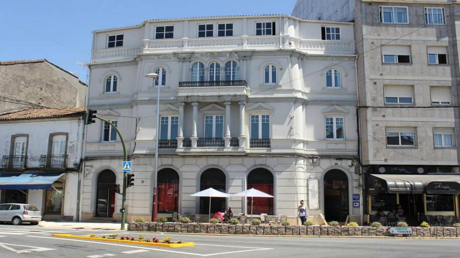 Albergue O Cruceiro, Melide, La Coruña - Camino Francés :: Albergues del Camino de Santiago