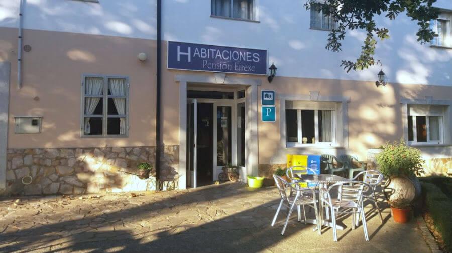 Albergue Pensión Eirexe, Airexe, Lugo - Camino Francés :: Albergues del Camino de Santiago
