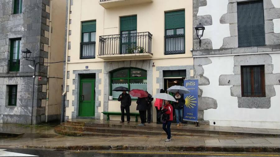 Albergue Pitis, Markina, Vizcaya - Camino del Norte :: Albergues del Camino de Santiago