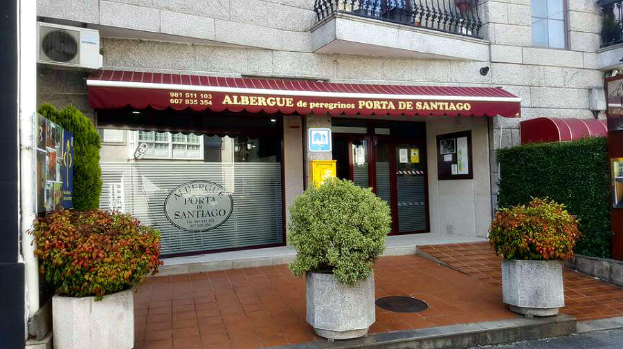 Albergue de peregrinos Porta de Santiago, O Pedrouzo, La Coruña - Camino Francés :: Albergues del Camino de Santiago