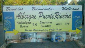 Albergue Puente Ribeira, Sarria, Lugo - Camino Francés :: Albergues del Camino de Santiago