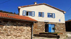Albergue Rural Astrar, Santa Irene, La Coruña - Camino Francés :: Albergues del Camino de Santiago