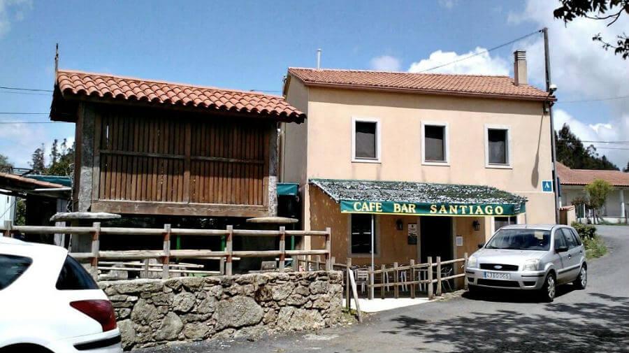 Albergue Santiago, Castañeda, La Coruña - Camino Francés :: Albergues del Camino de Santiago