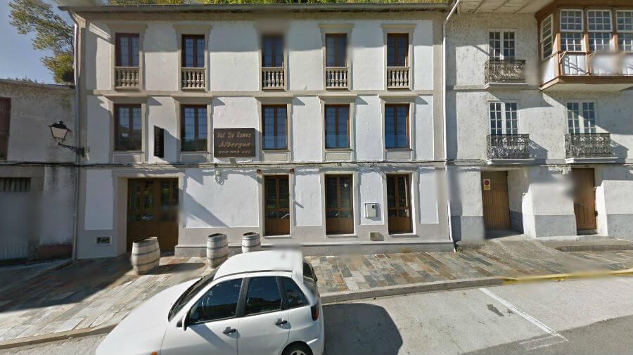 Albergue Val de Samos, Samos, Lugo - Camino Francés :: Albergues del Camino de Santiago