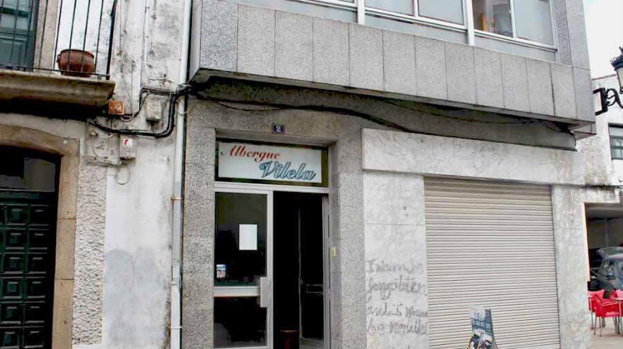 Albergue Vilela, Melide, La Coruña - Camino Francés :: Albergues del Camino de Santiago