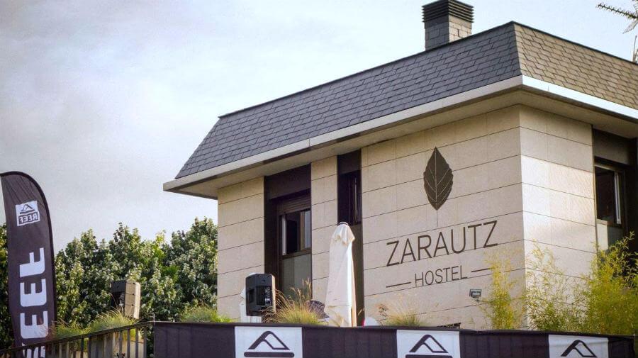 Albergue Zarautz Hostel, Zarauz, Guipúzcoa - Camino del Norte :: Albergues del Camino de Santiago