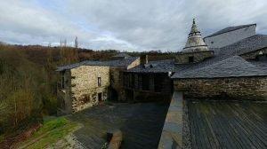 Albergue de peregrinos Casa Forte de Lusío, San Cristovo do Real, Lugo - Camino Francés :: Albergues del Camino de Santiago