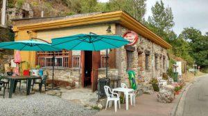 Albergue do Brasil - El Roble, Vega de Valcarce, León - Camino Francés :: Albergues del Camino de Santiago
