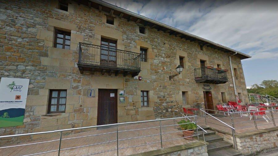 Albergue municipal Idatze Etxea, Mendata, Vizcaya - Camino del Norte :: Albergues del Camino de Santiago
