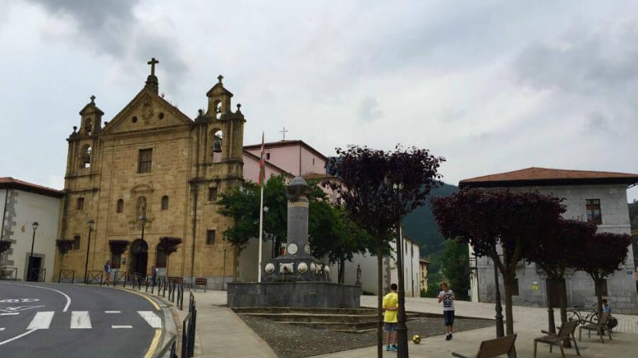 Albergue de peregrinos de Markina, Vizcaya - Camino del Norte :: Albergues del Camino de Santiago