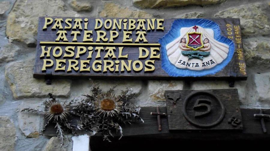 Albergue de peregrinos Santa Ana, Pasajes San Juan, Guipúzcoa - Camino del Norte :: Albergues del Camino de Santiago