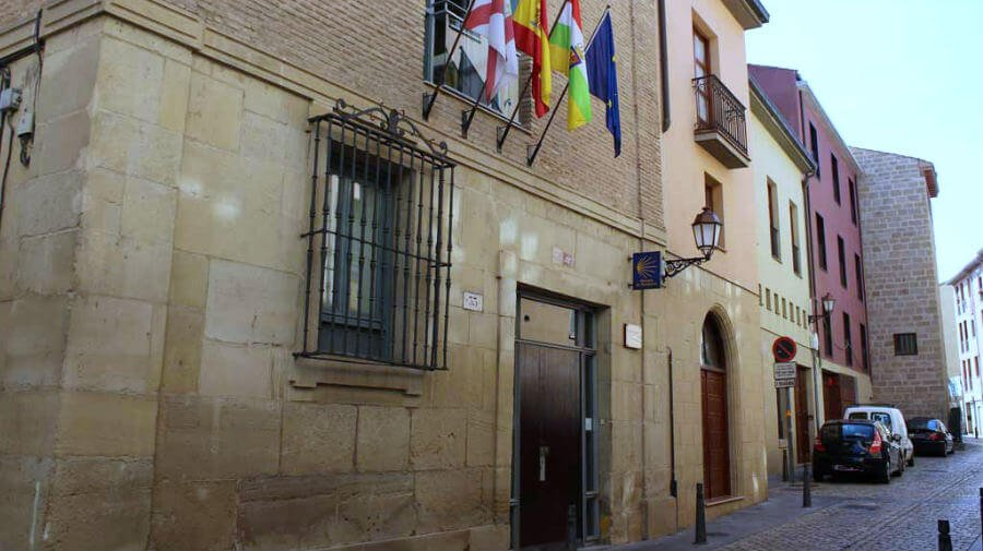 «Un año raro», para el albergue de peregrinos municipal de Logroño