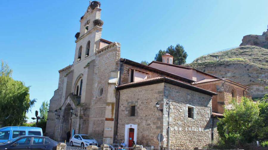 Albergue de peregrinos parroquial de Belorado, Burgos - Camino Francés :: Albergues del Camino de Santiago
