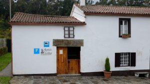 Albergue de Santa Irene, Santa Irene, La Coruña - Camino Francés :: Albergues del Camino de Santiago