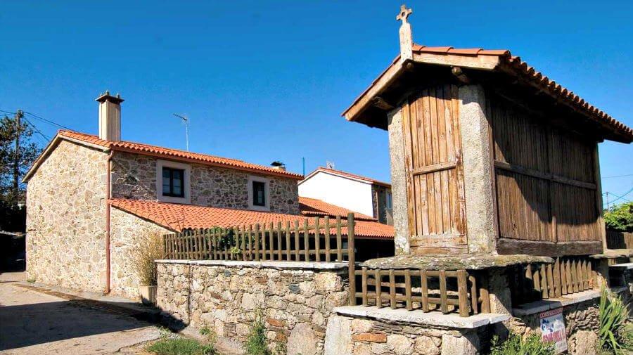 Castañeda, La Coruña, Camino Francés :: Albergues del Camino de Santiago