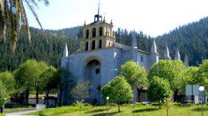 Iglesia de Santa María de la Asunción, Markina-Xemein, Vizcaya - Camino del Norte :: Albergues del Camino de Santiago