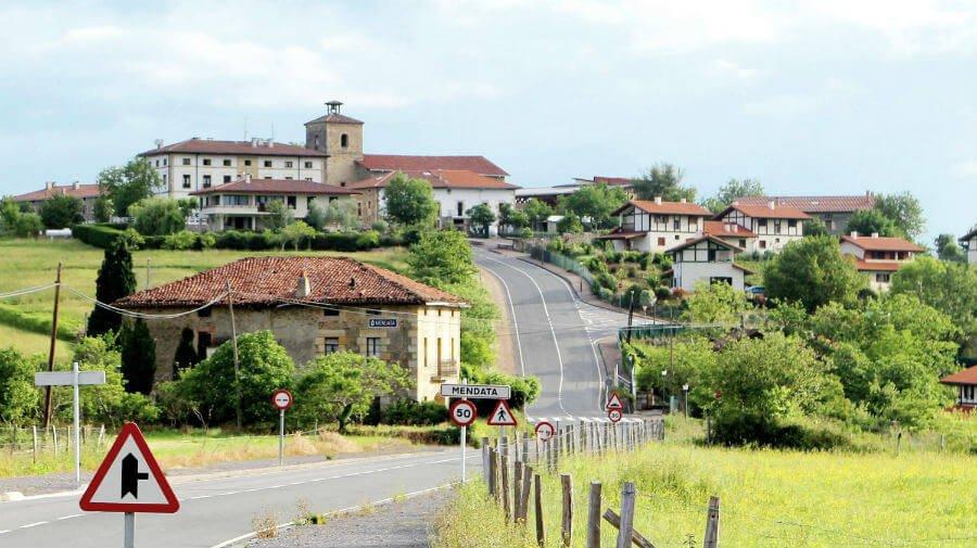 Mendata, Vizcaya - Camino del Norte :: Albergues del Camino de Santiago