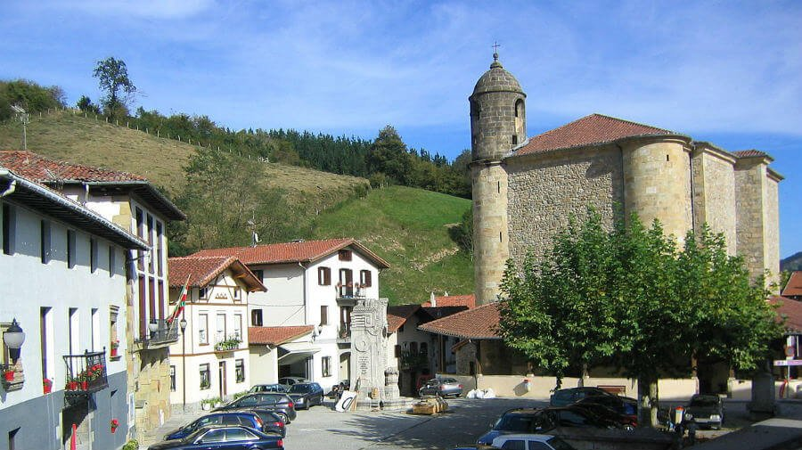 Ziortza-Bolibar, Vizcaya - Camino del Norte :: Albergues del Camino de Santiago