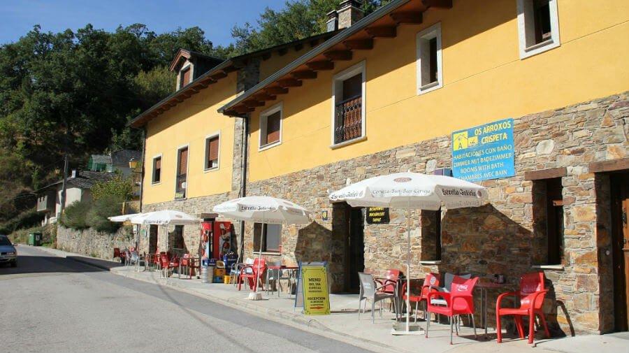 Albergue Crispeta, Trabadelo, León - Camino Francés :: Albergues del Camino de Santiago
