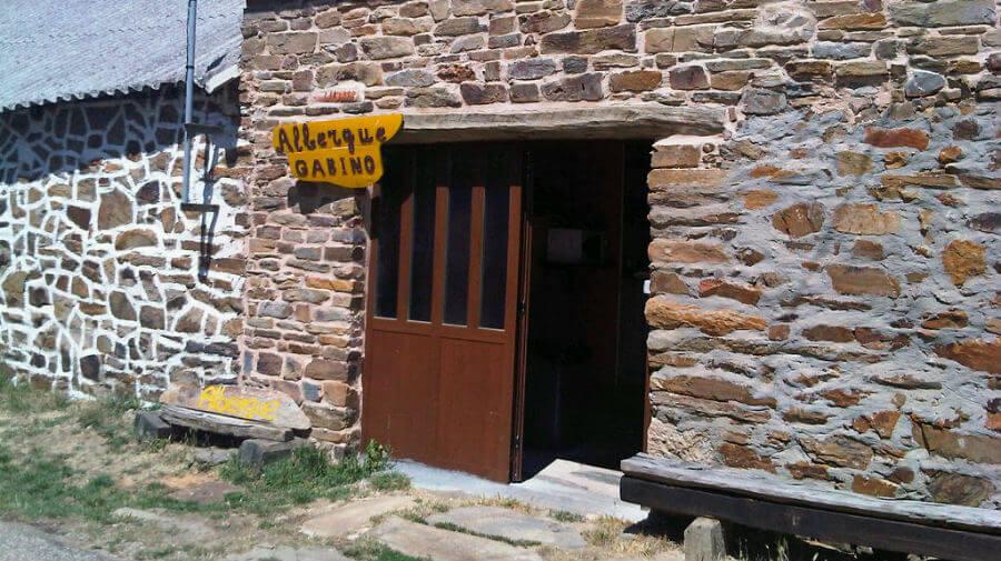Albergue Gabino, El Ganso, León - Camino Francés :: Albergues del Camino de Santiago