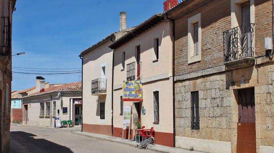 Albergue La Mochila, Itero de la Vega, Palencia - Camino Francés :: Albergues del Camino de Santiago