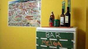 Albergue Meiga Backpackers, Santiago de Compostela, La Coruña :: Albergues del Camino de Santiago