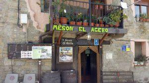 Albergue de peregrinos Mesón El Acebo, El Acebo, León - Camino Francés :: Albergues del Camino de Santiago