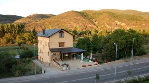 Albergue de peregrinos Santa Marina, Molinaseca, León - Camino Francés :: Albergues del Camino de Santiago