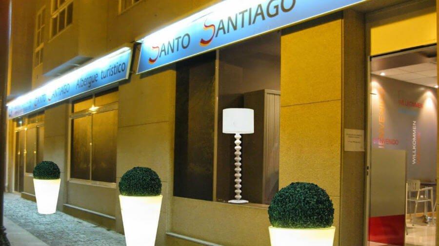 Albergue Santo Santiago, Santiago de Compostela :: Albergues del Camino de Santiago
