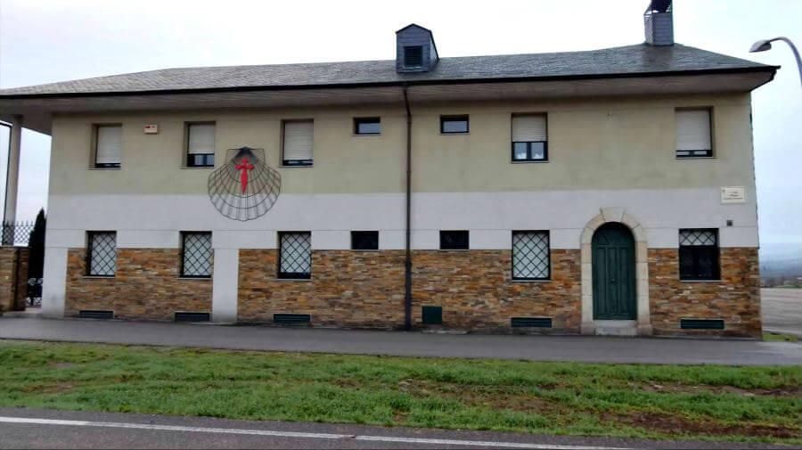 Albergue de peregrinos parroquial San Nicolás de Flüe, Ponferrada, León - Camino Francés :: Albergues del Camino de Santiago