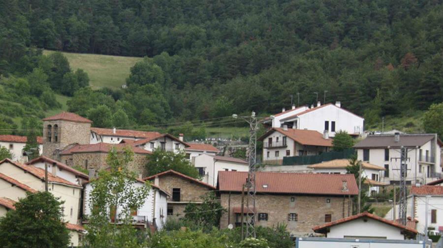 Urdániz, Navarra - Camino Francés :: Guía del Camino de Santiago