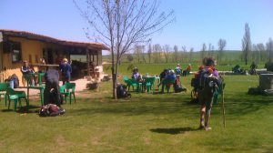 Albergue Amanecer, Villarmentero de Campos, Palencia - Camino Francés :: Albergues del Camino de Santiago