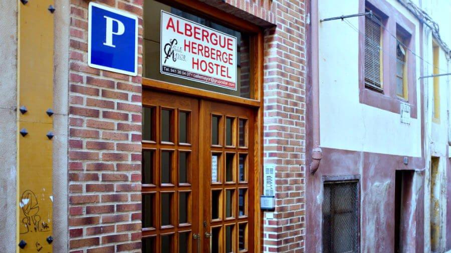 Albergue Calle Mayor, Nájera, La Rioja - Camino Francés :: Albergues del Camino de Santiago