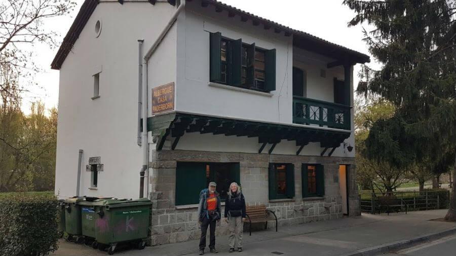 Albergue de peregrinos Casa Paderborn, Pamplona, Navarra - Camino Francés :: Albergues del Camino de Santiago