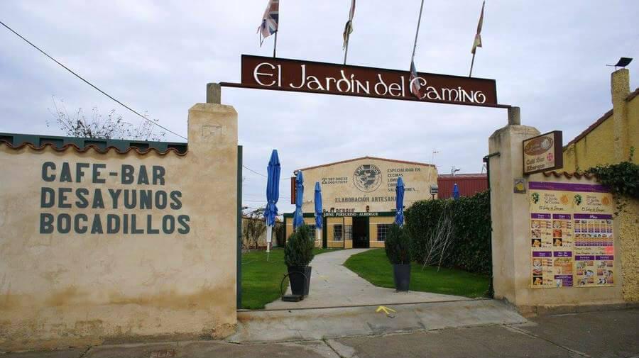 Albergue El Jardín del Camino, Mansilla de las Mulas, León - Camino Francés :: Albergues del Camino de Santiago