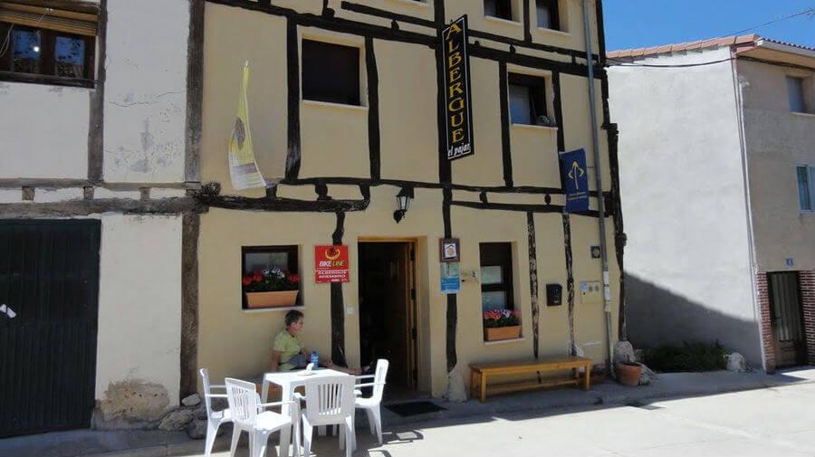 Albergue El Pajar de Agés, Agés, Burgos - Camino Francés :: Albergues del Camino de Santiago