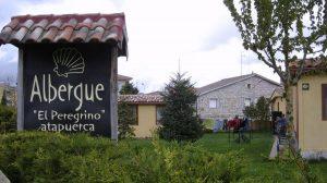 Albergue de peregrinos El Peregrino, Atapuerca, Burgos - Camino Francés :: Albergues del Camino de Santiago