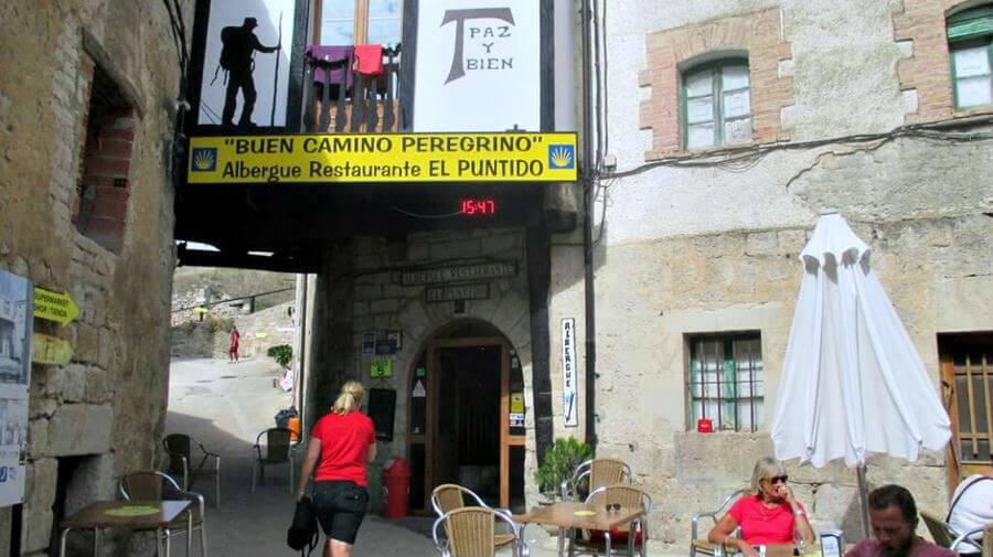 Albergue El Puntido, Hontanas, Burgos - Camino Francés :: Albergues del Camino de Santiago