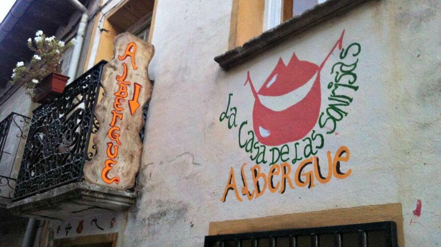 Albergue de peregrinos La Casa de las Sonrisas, Grañón, La Rioja - Camino Francés :: Albergues del Camino de Santiago