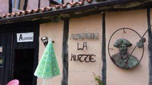 Albergue de peregrinos La Hutte, Atapuerca, Burgos - Camino Francés :: Albergues del Camino de Santiago