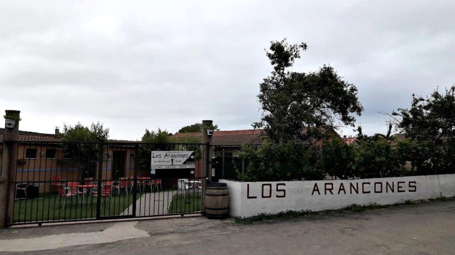 Albergue de peregrinos Los Arancones, Tosantos, Burgos - Camino Francés :: Albergues del Camino de Santiago