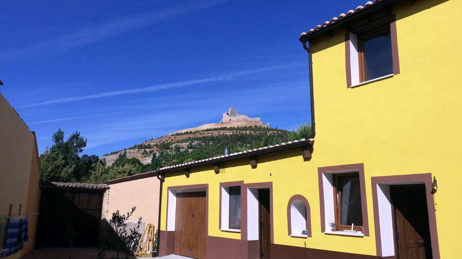 Albergue Orión, Castrojeriz, Burgos - Camino Francés :: Albergues del Camino de Santiago