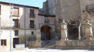 Albergue de peregrinos de la Parroquia de Santa María, Viana, Navarra - Camino Francés :: Albergues del Camino de Santiago