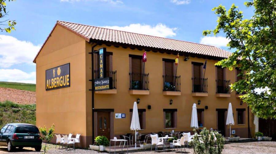 Albergue Piedras Blancas II, Reliegos, León - Camino Francés :: Albergues del Camino de Santiago