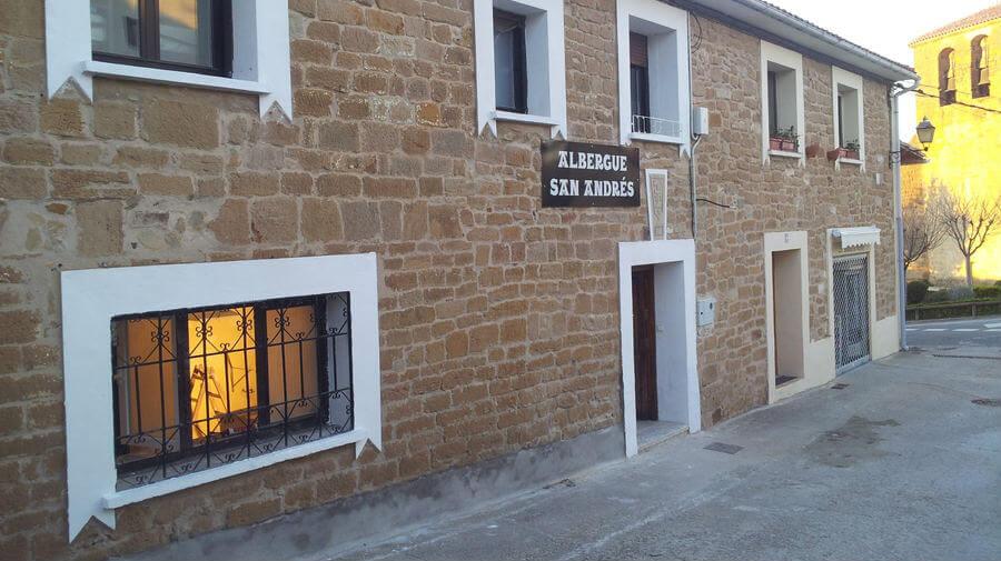 Albergue San Andrés, Zariquiegui, Navarra - Camino Francés :: Albergues del Camino de Santiago