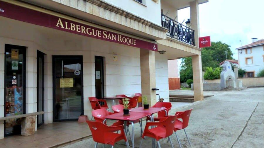 Albergue de peregrinos San Roque, Villambistia, Burgos - Camino Francés :: Albergus del Camino de Santiago